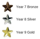 Year 7 Bronze